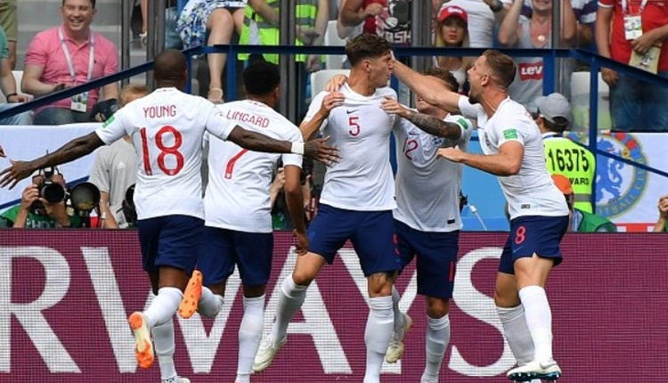 İngiltere, Dünya Kupası tarihine geçti!