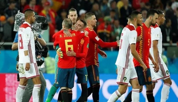 İspanya - Fas maçının hikayesi; Unutulmaz 5 dakika