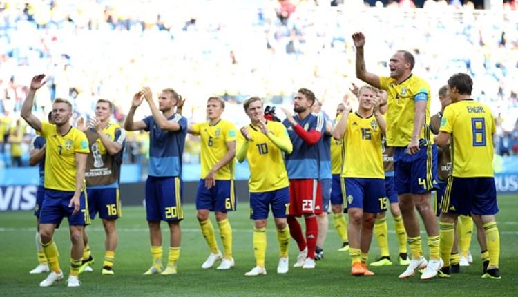 İsveç 1-0 Güney Kore maçın özeti ve golü (İZLE)