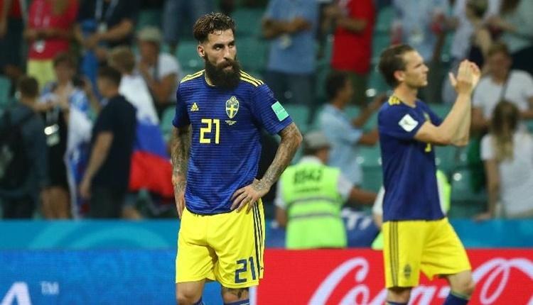İsveç'ten Jimmy Durmaz için tam destek