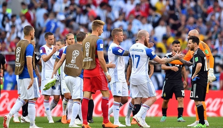 İzlanda kadrosu 2018 - İzlanda nüfusu, İzlanda Dünya Kupası futbolcuları