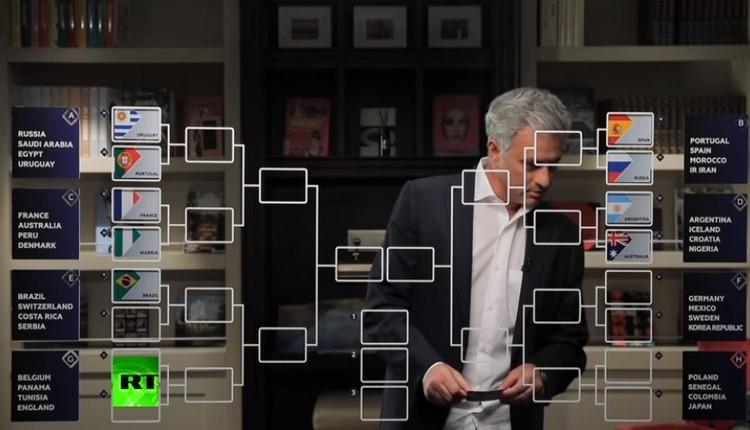Jose Mourinho'dan Dünya Kupası tahminleri