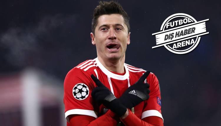 Juventus, Gonzalo Higuain yerine Lewandowski'yi istiyor