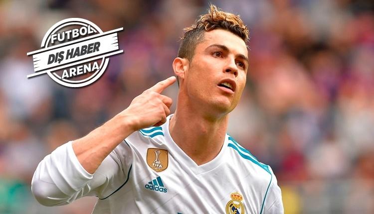 Juventus'tan Cristiano Ronaldo transferi bombası