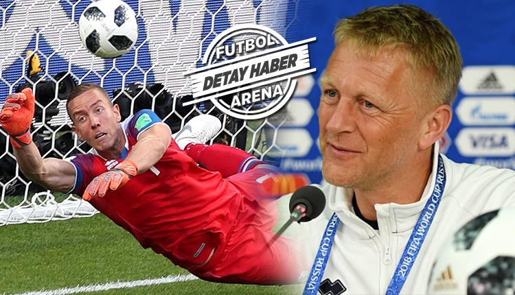 İzlanda kalecisi Hannes Halldorsson kimdir? (Arjantin 1-1 İzlanda maç özeti izle)