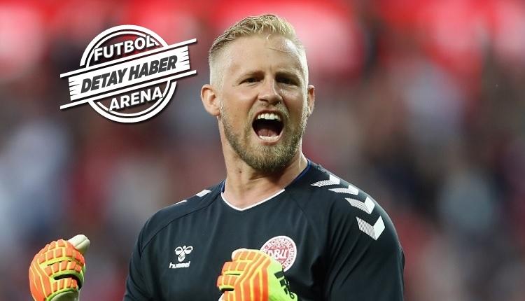 Kasper Schmeichel Danimarka'da babasının rekorunu kırdı