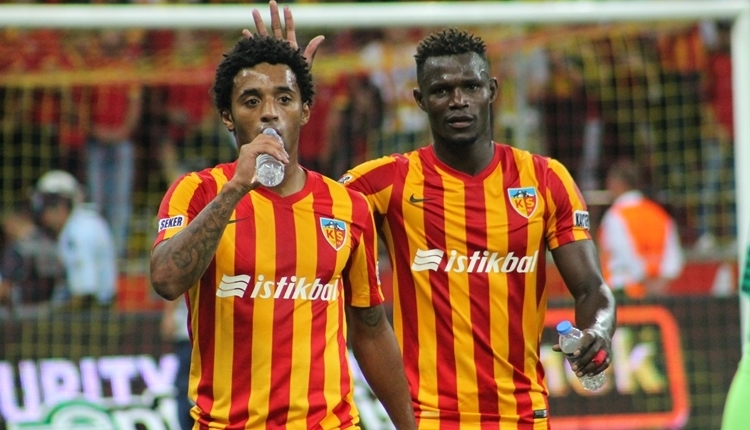 Kayserispor Transfer: Kayserispor, Stephan Badji transferinden vazgeçti