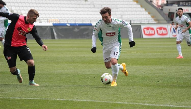 Konyaspor Recep Aydın ve Abdülkerim Bardakçı'yı kiralıyor