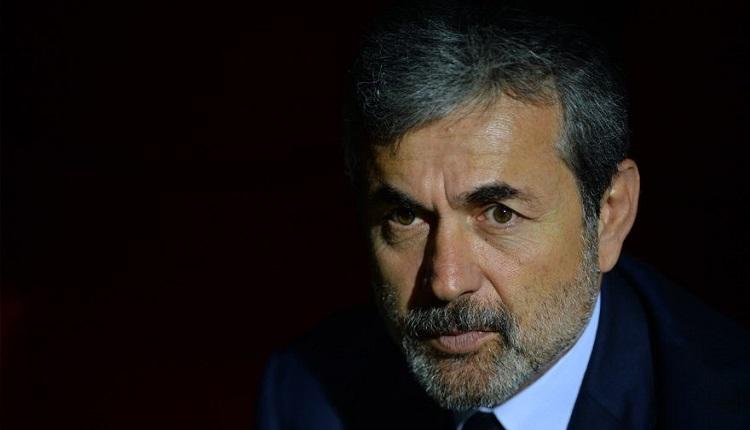 Konyaspor'da flaş Aykut Kocaman gelişmesi