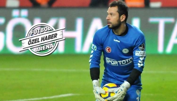 Konyaspor'da Serkan Kırıntılı teklifi reddetti