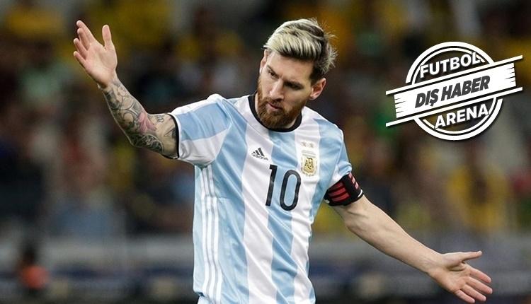 Lionel Messi'ye İsrail yalanlaması