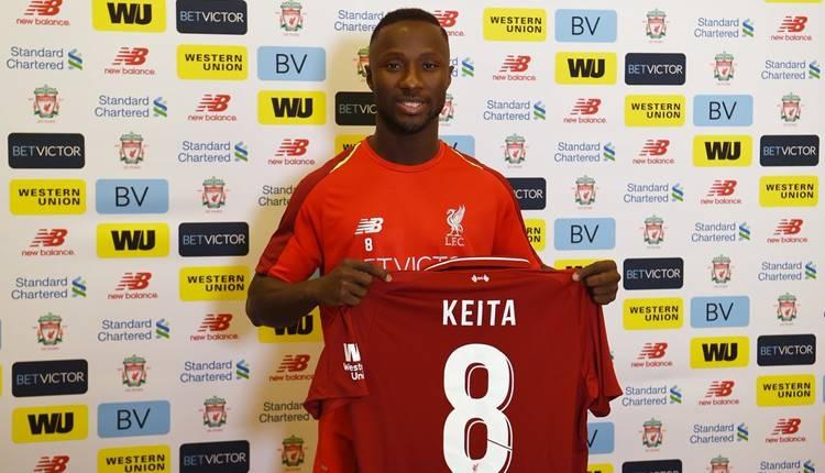 Liverpool Naby Keita'yı duyurdu