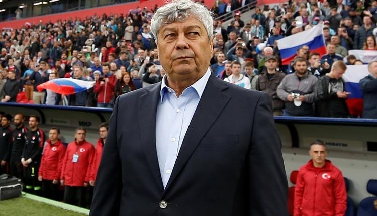 Lucescu Rusya maçından sonra serzenişte bulundu