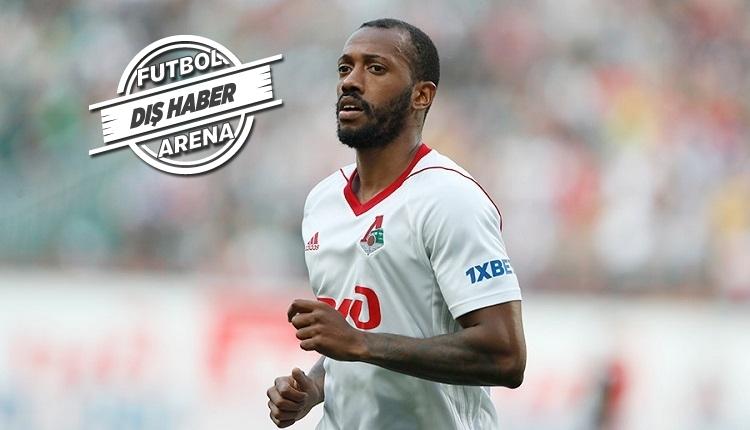 Manuel Fernandes için Lokomotiv Moskova'dan Beşiktaş açıklaması