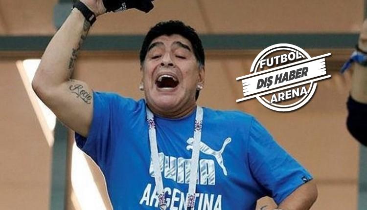 Maradona: 'Messi hala Dünya Kupası'nı kazanabilir'