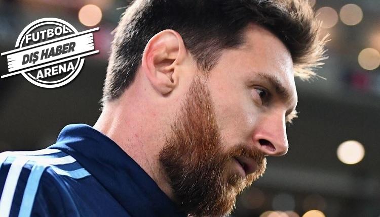 Messi: Ben dünyanın en iyi futbolcusu değilim