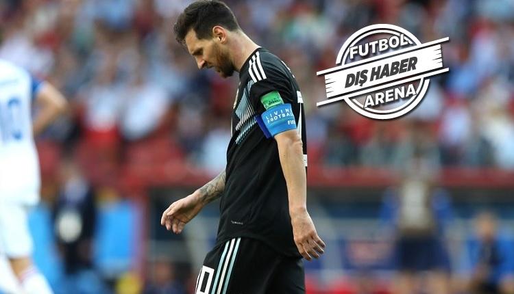 Messi kaçırdığı penaltı hakkında konuştu