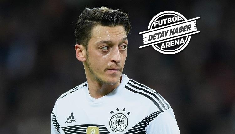 Mesut Özil'e Almanya'da büyük şok! İlk kez yaşadı