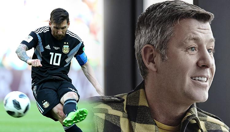 Metin Şentürk'ten Messi'ye tepki:
