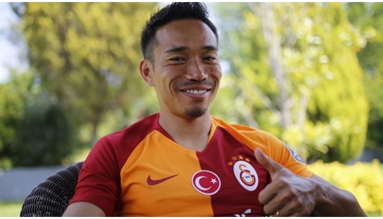 GS Transfer: Mustafa Cengiz'den transferde Yuto Nagatomo müjdesi!