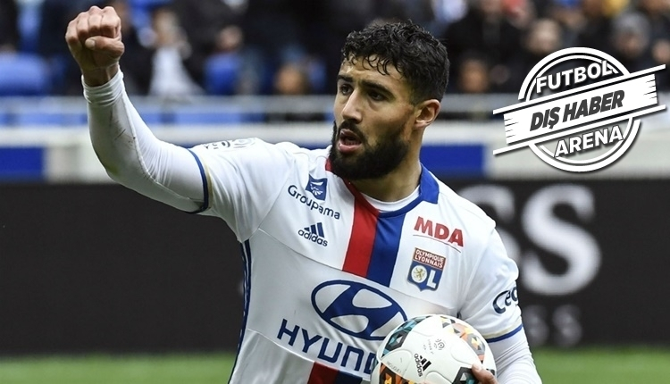 Nabil Fekir'in Liverpool'a transferi gerçekleşmedi