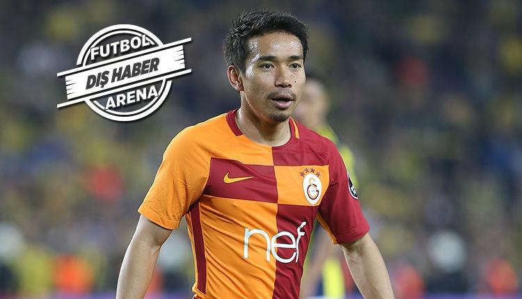 Nagatomo'dan Galatasaray ve transfer açıklaması
