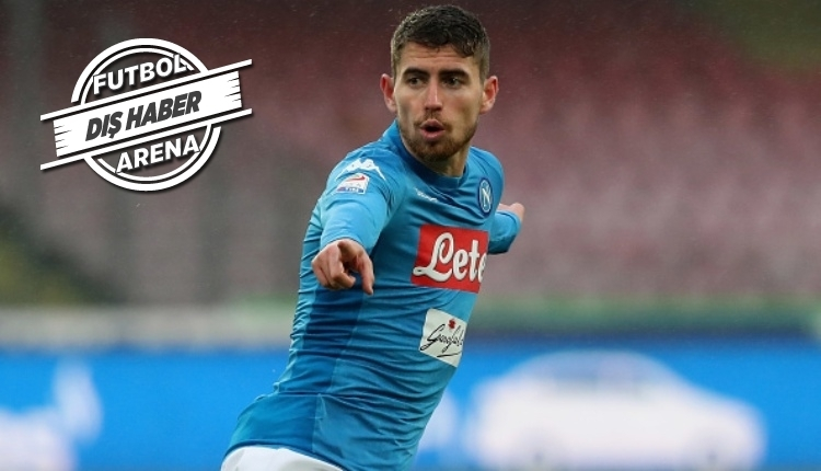 Napoli, Jorginho için 60 milyon Euro istiyor!