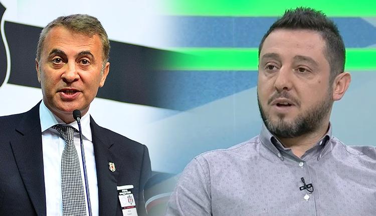 Nihat Kahveci'den Fikret Orman'a 'Tefeci' yanıtı