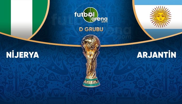 Nijerya Arjantin Saat kaçta, hangi kanalda? (Nijerya Arjantin TRT 1 canlı şifresiz İZLE)