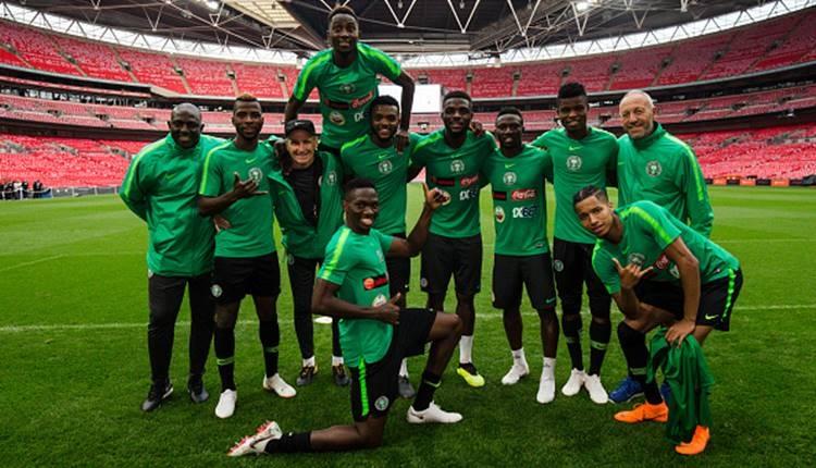Nijerya'nın genç yetenekleri dikkat çekiyor