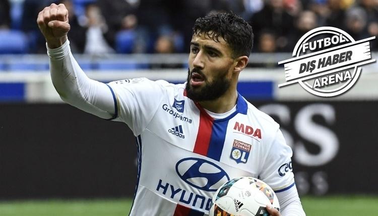 Olympique Lyon'dan transferde Nabil Fekir açıklaması