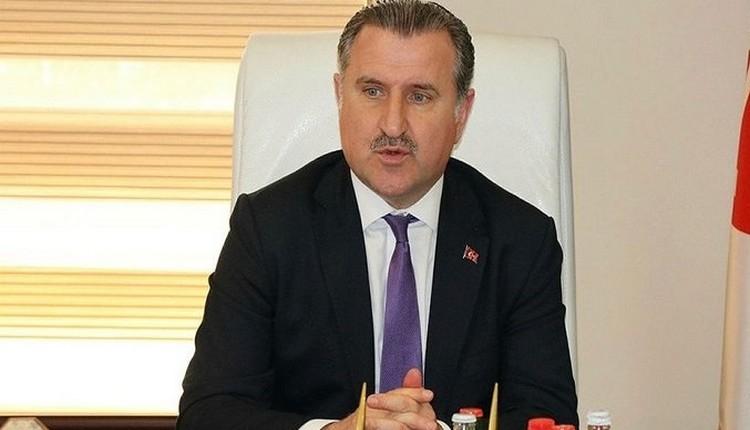 Osman Aşkın Bak: 'Altyapıya ciddi yatırım yapılmalı'