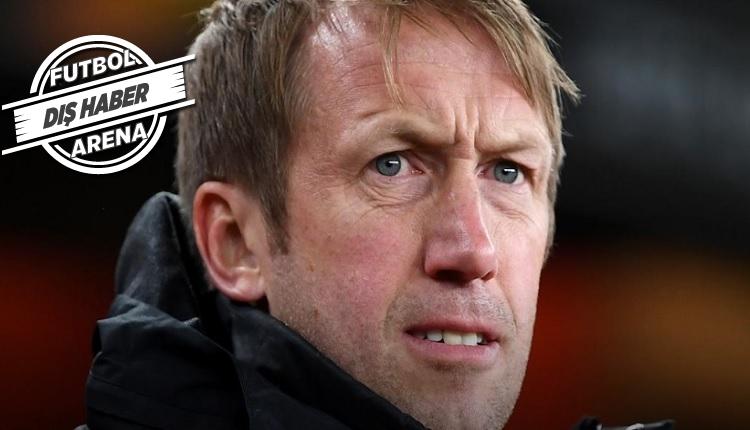 Ostersunds'un hocası Graham Potter Swansea City'de