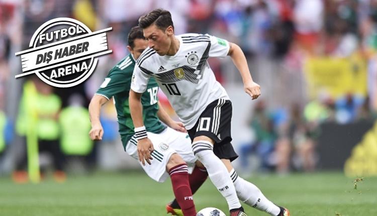 Phil Neville'dan Mesut Özil yorumu! 'Almanya'da daha iyi...'