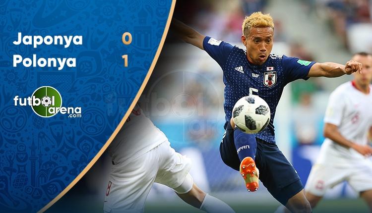 Polonya 1-0 Japonya maç özeti ve golleri (İZLE)