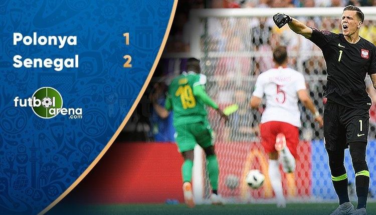 Polonya 1-2 Senegal maç özeti ve golleri (İZLE)