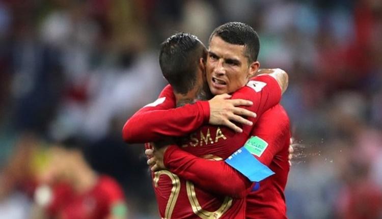 Portekiz - İspanya maçında Quaresma nasıl oynadı?