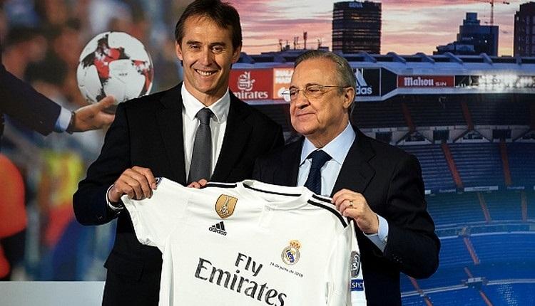Real Madrid, Lopetegui ile resmen imzaladı
