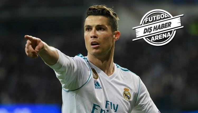 Real Madrid'den Cristiano Ronaldo'ya yeni sözleşme teklifi