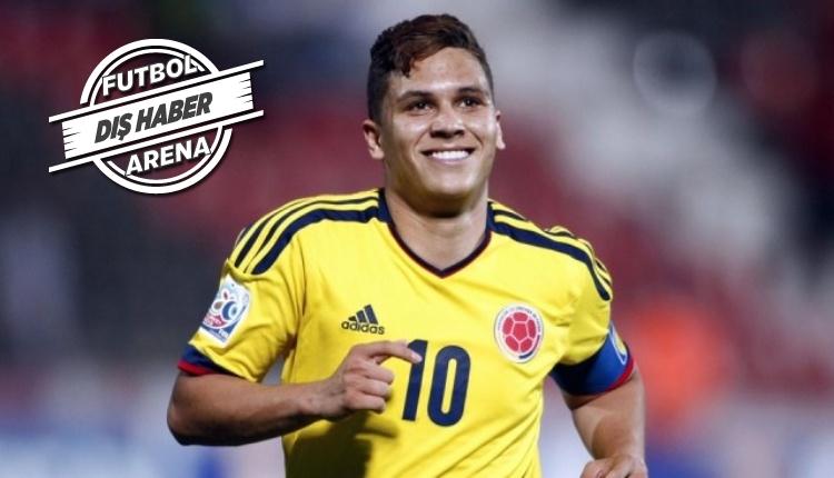 Real Madrid'ten JuanQuintero transferi sürprizi