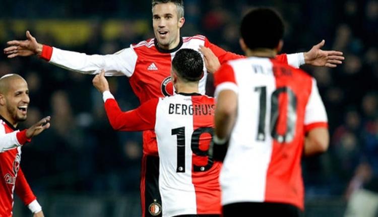 Robin van Persie,İstanbul'a dönüyor! Feyenoord...