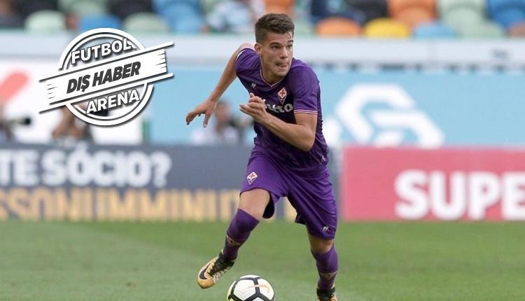 Transfer Haberleri: Roma, Hagi'nin oğlu Ianis Hagi'nin peşinde!