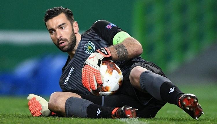 Transfer Haberleri: Rui Patricio, Wolverhampton'a transfer oldu
