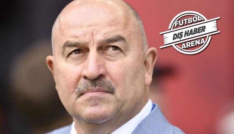 Rusya Teknik Direktörü Chercesov: 'Zor sözünü kelime haznemizden çıkardık'
