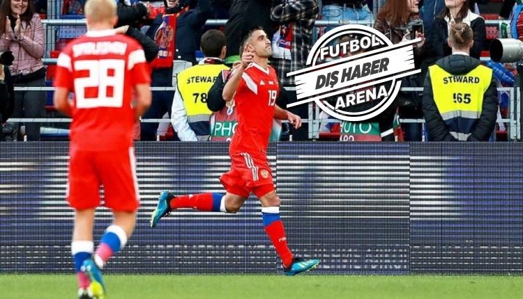 Rusya - Türkiye maç sonu Rus basınından eleştiri