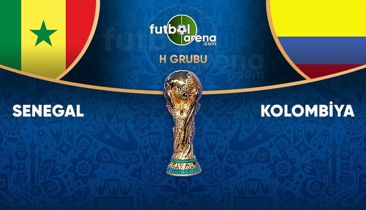 Senegal Kolombiya saat kaçta, hangi kanalda? (Senegal Kolombiya TRT Spor canlı şifresiz İZLE)