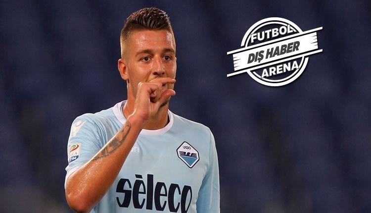 Sergej Milinkovic-Savic'ten transfer yeşil ışık! ManU ve Juventus...
