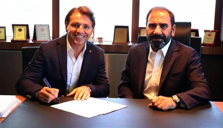 Sivasspor, Tamer Tuna'yı resmen açıkladı