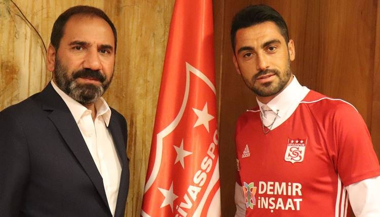 Sivasspor Uğur Çiftçi'yi transfer etti