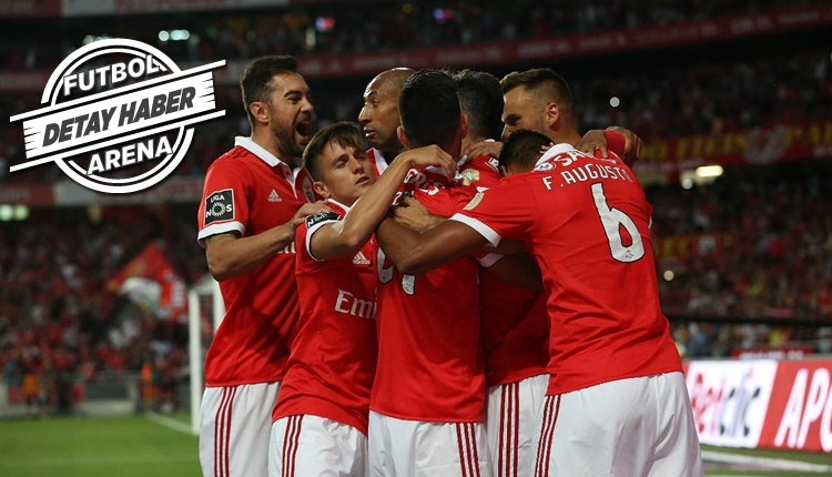 Son 5 sezonun transfer geliri şampiyonu Benfica!